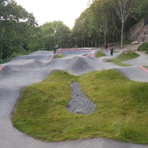 Pumptrack at Edinburgh