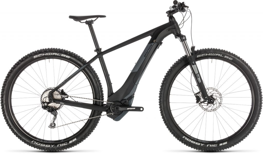 Cube Reaction EXC 500 Electric Bike 17″ Frame