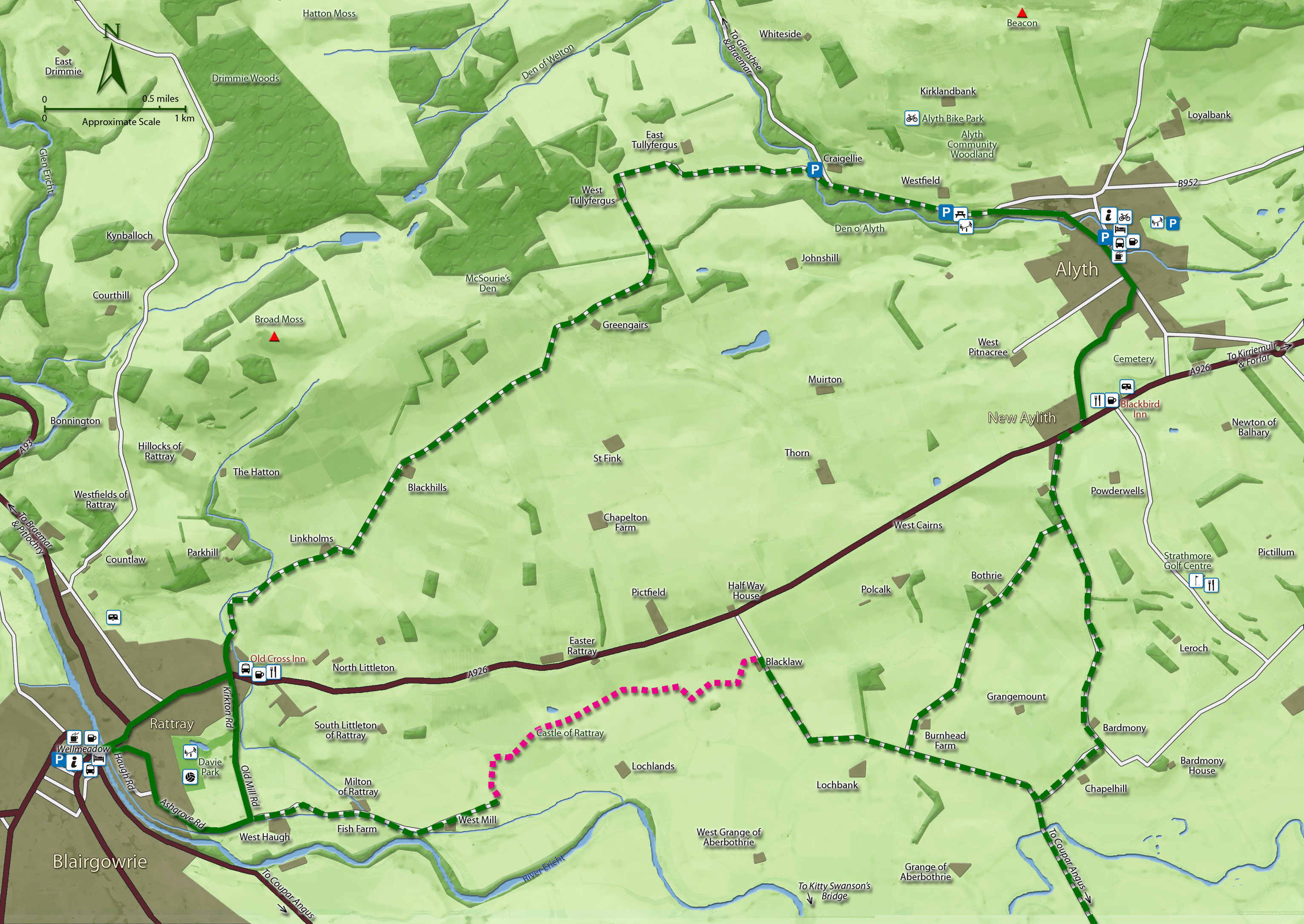 strathmore-cycle-network